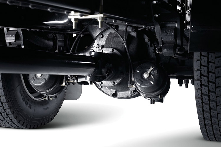 FY Series Meritor steer and drive axles