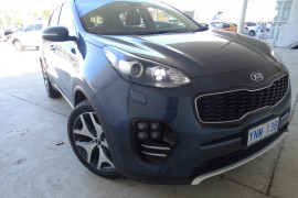 Kia Sportage GT Line QL