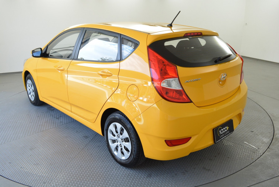 2015 Hyundai Accent RB2 MY15 Active Hatchback Image 4