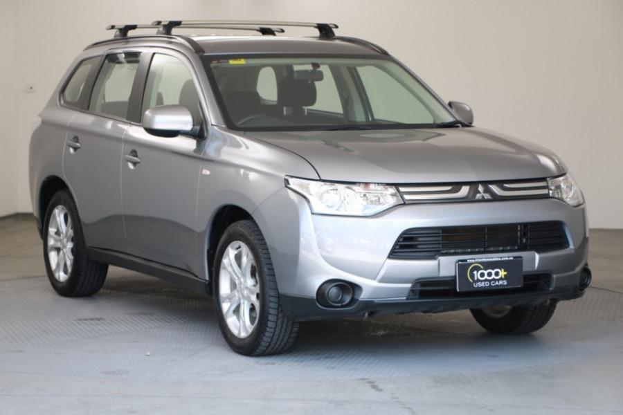 2013 Mitsubishi Outlander ZJ MY13 ES Suv