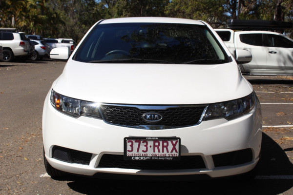 2012 Kia Cerato TD  Si Sedan Image 3