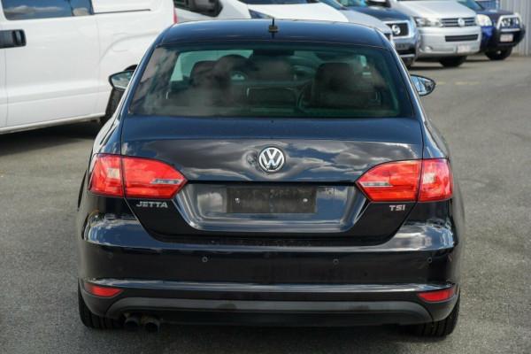 2012 MY12.5 Volkswagen Jetta 1B MY12.5 118TSI DSG Sedan