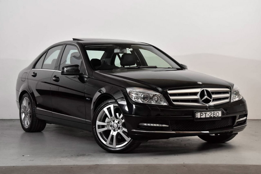 2010 Mercedes-Benz C-class C250 CGI Avantgarde