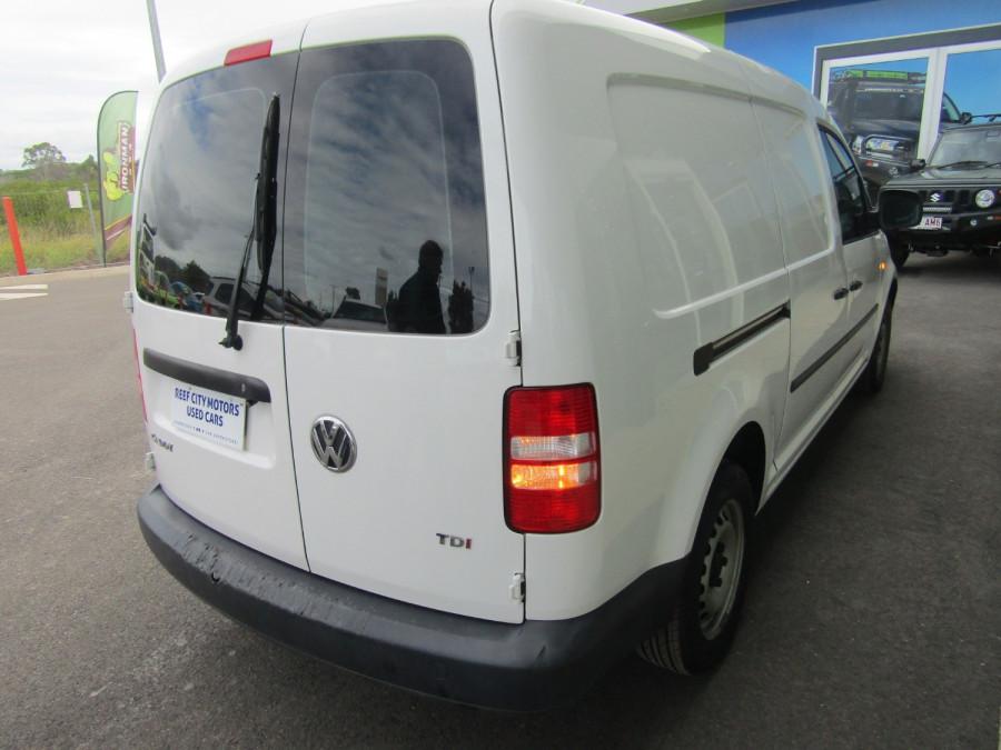 2012 Volkswagen Caddy 2KN MY12 TDI250 Van Image 5