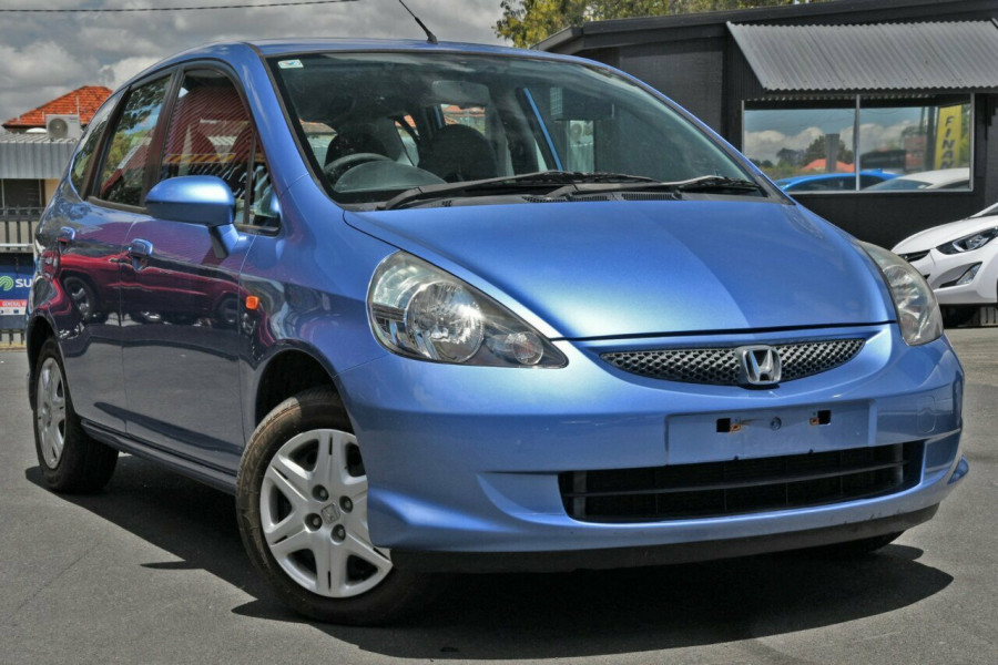2007 Honda Jazz GD GLi Hatchback