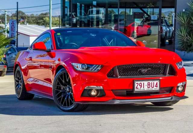 2017 Ford Mustang FM MY17 GT Fastback