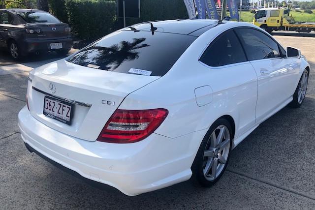 2015 Mercedes-Benz C250 Cdi CDI