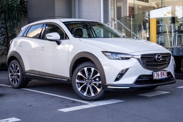 2021 MY0  Mazda CX-3 DK sTouring Suv