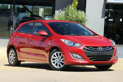 2013 Hyundai I30 GD2 MY14 Active Hatchback