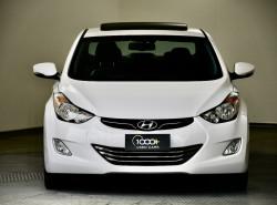 2012 Hyundai Elantra MD Premium Sedan Image 2
