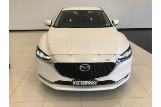 2018 Mazda 600qas4gt GL1032 Turbo GT Sedan Image 5