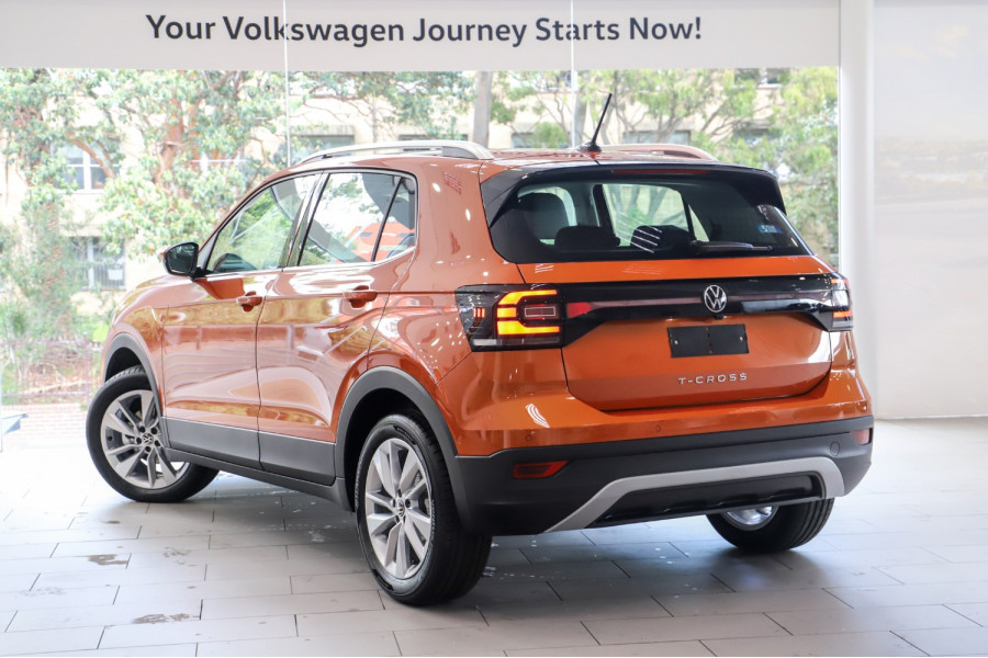 2021 MY22 Volkswagen T-Cross 85TSI Style 1.0L T/P 7Spd DSG Suv