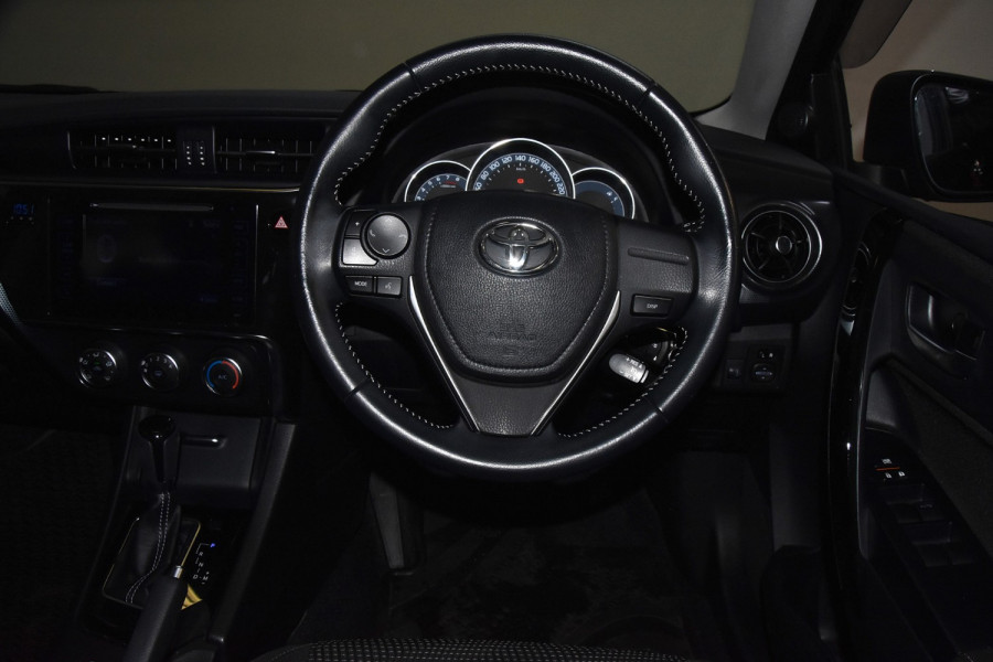 2018 Toyota Corolla Sport