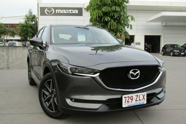 2017 Mazda CX-5 KF4W2A GT SKYACTIV-Drive i-ACTIV AWD Suv