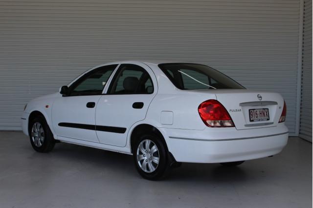2003 Nissan Pulsar N16 S2 MY2003 ST Hatchback Image 4