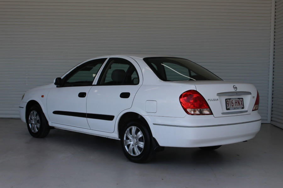 2003 Nissan Pulsar N16 S2 MY2003 ST Hatchback