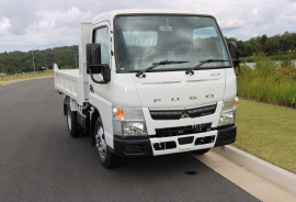 Fuso Canter City Cab  615 Tipper + Instant Asset Write Off