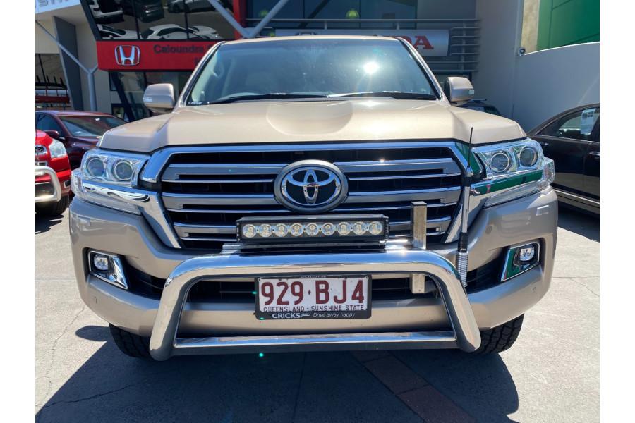 2018 Toyota Landcruiser VDJ200R VX Suv