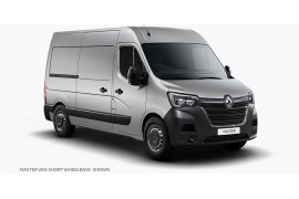 Renault Master Short Wheelbase X62 Phase 2