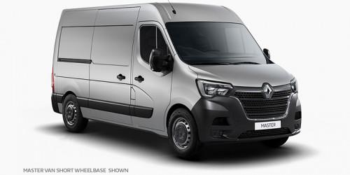 2020 Renault Master X62 Phase 2 Short Wheelbase Van