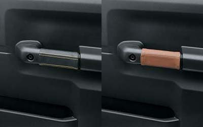 "<img src=""Leather Cover - Door Inside Handle"