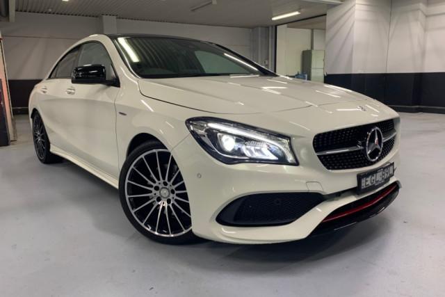 2016 MY06 Mercedes-Benz Cla-class C117  CLA250 Sport Coupe