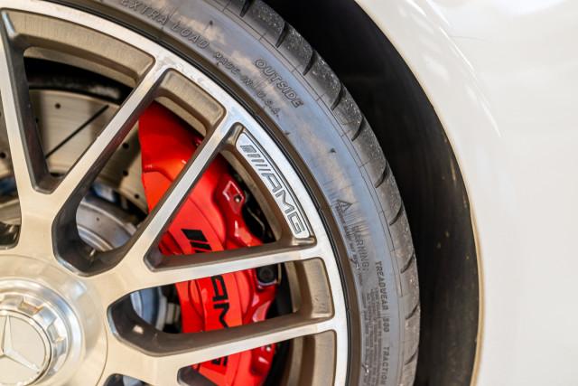 2016 MY07 Mercedes-Benz C-class W205  C63 AMG S Sedan Image 12