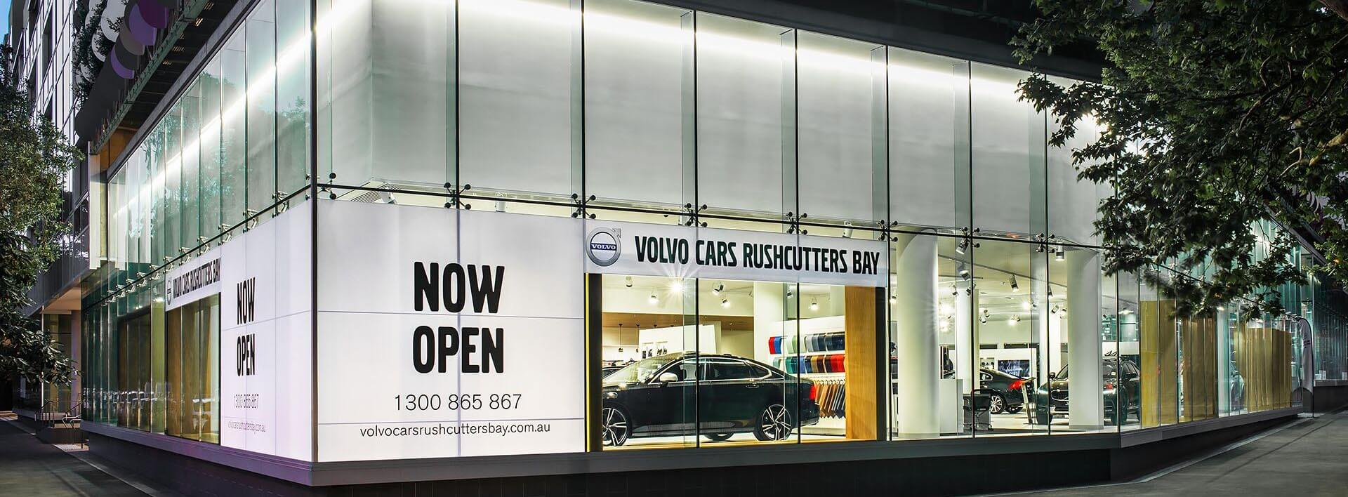 Volvo Cars Rushcutters Bay Sydney