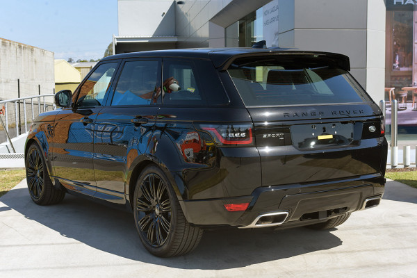2019 MY20 Land Rover Range Rover Sport Suv Image 4