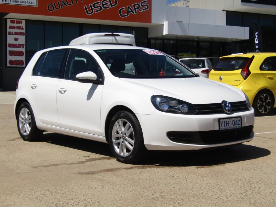 2012 MY12.5 Volkswagen Golf Hatchback Image 1