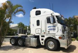 Freightliner Argosy Prime Mover 2013