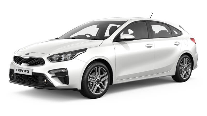 2019 Kia Cerato Hatch BD Sport Plus Hatchback