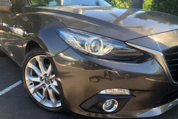 2015 Mazda 3 BM5238 SP25 Astina Sedan
