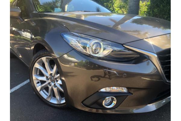 2015 Mazda 3 BM5238 SP25 Astina Sedan Image 2