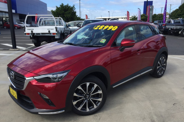 2018 Mazda CX-3 DK sTouring Fwd wagon