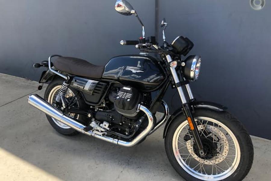 2019 Moto Guzzi V7 III TEMP Special Motorcycle