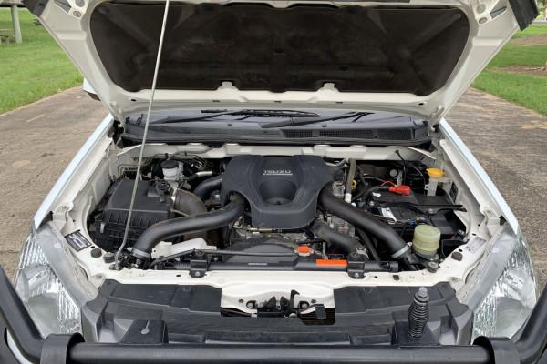 2014 MY15 Isuzu Ute D-MAX MY15 SX Cab chassis Image 3