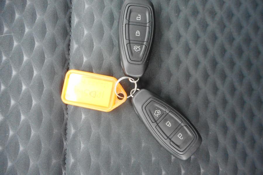 2019 MY19.25 Ford Focus SA  Titanium Hatchback Image 20