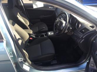 2007 Mitsubishi Lancer CJ VR-X Sedan
