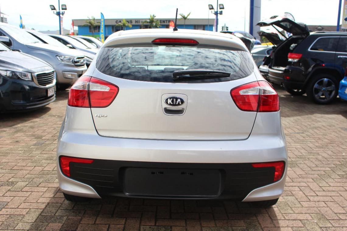 2016 Kia Rio UB MY16 S Hatchback