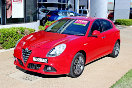Alfa Romeo Giulietta Distinctive Series 1