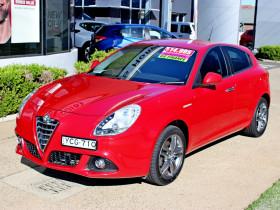 Alfa Romeo Giulietta Distinctive Series 1
