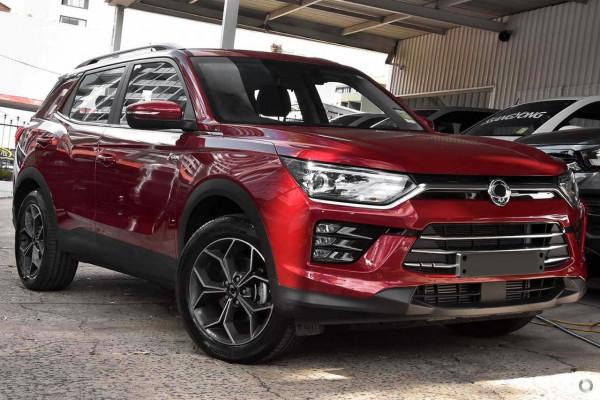 2021 SsangYong Korando C300 ELX Wagon Image 3