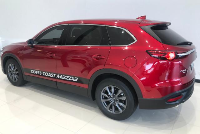 2019 Mazda CX-9 TC Touring Suv Image 3