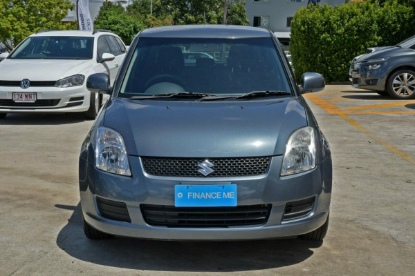 2009 Suzuki Swift RS415 GLX Hatchback