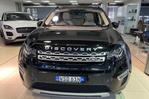 Land Rover Discovery Sport Luxury L550  SD4 HSE