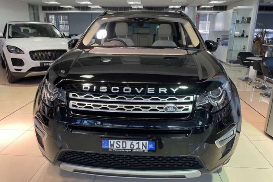 2016 Land Rover Discovery Sport Luxury