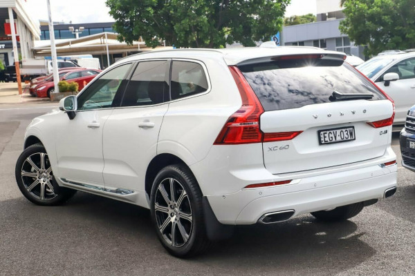2019 MY20 Volvo XC60 UZ D4 Inscription Suv Image 5