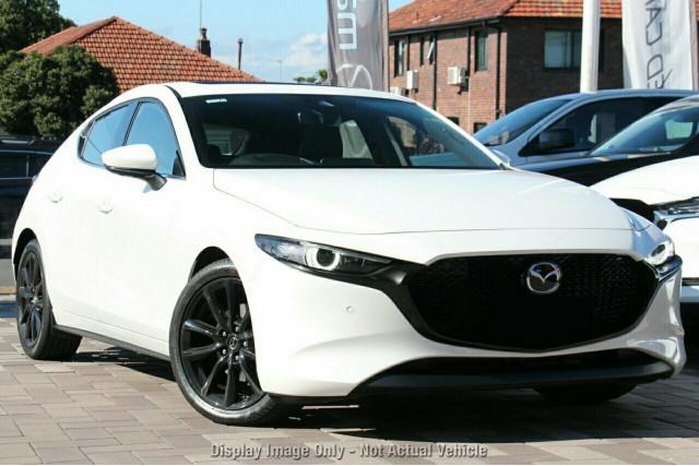 2021 Mazda 3 BP G25 Astina Hatchback
