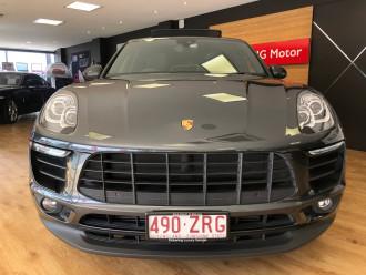 2017 Porsche Macan 95B MY18 S Diesel Suv Image 2